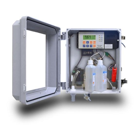 [:lt]PCA 320 Laisvojo chloro, bendrojo chloro, pH ir temperatūros analizatorius[:]