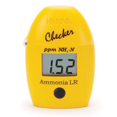 [:lt]Amonio nustatymui mažose koncentracijose[:en]Ammonia Low Range Checker® HC[:]