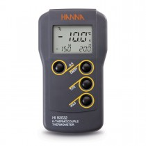 Dual Input K-Type Thermocouple Thermometer - HI93532