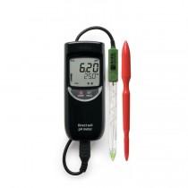 [:lt]Tiesioginis dirvožemio pH matuoklis- HI99121[:en]Direct Soil Measurement pH Portable Meter - HI99121[:]