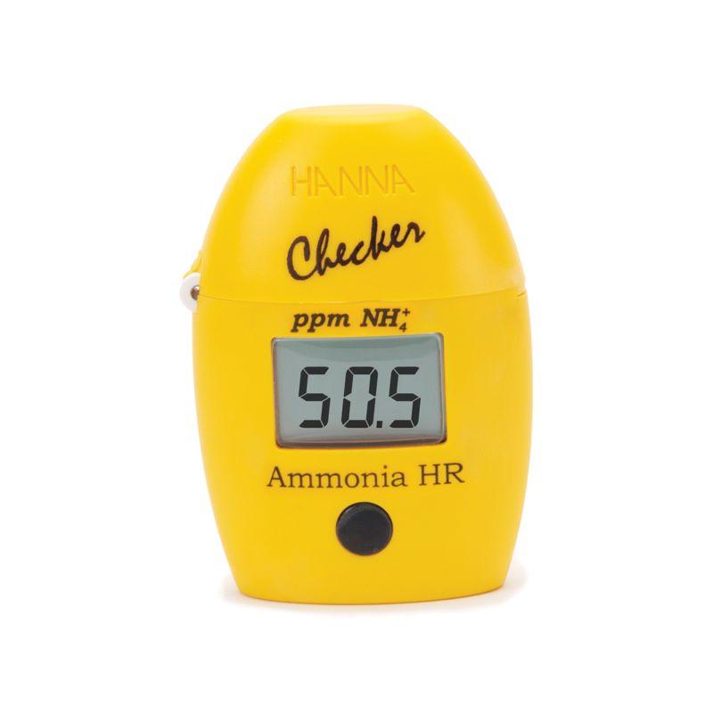 [:lt]Amonio nustatymui didel4se koncentracijose[:en]Ammonia High Range Checker (0.0-99.9 ppm)[:]