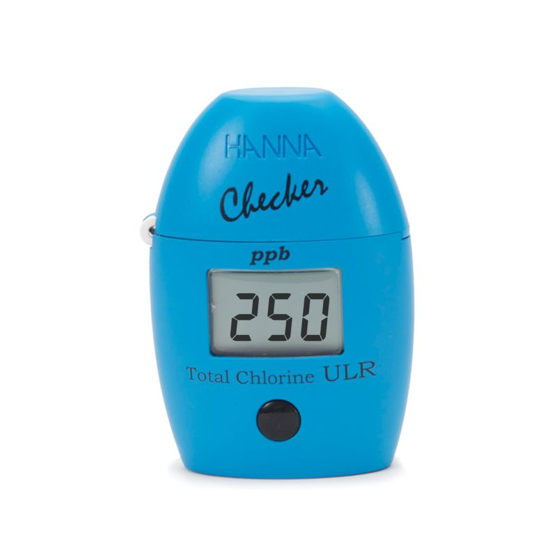 [:lt]Bendram chlorui matuoti labai mažose koncentracijose[:en]Total Chlorine Checker Ultra Low Range (0 to 500 ppb)[:]