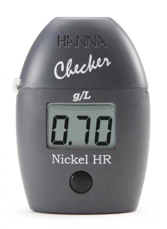 [:lt]Nikelio nustatymui didel4se koncentracijose[:en]Nickel HR Checker HC®, 0.00 to 7.00 g/L[:]