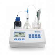 Mini Titrator for Measuring Formol Number in Wine and Fruit Juice - HI84533