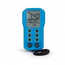 [:lt]Nešiojamas pH/EC/TDS Matuoklis - HI9810-6[:en]Portable pH/EC/TDS Meter - HI9810-6[:]