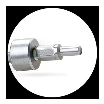 stainless steel probe