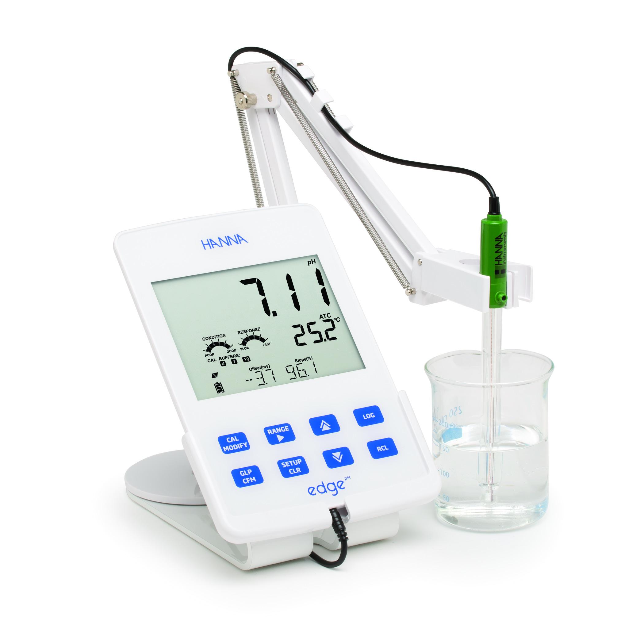 pH ir pH/ORP matuokliai