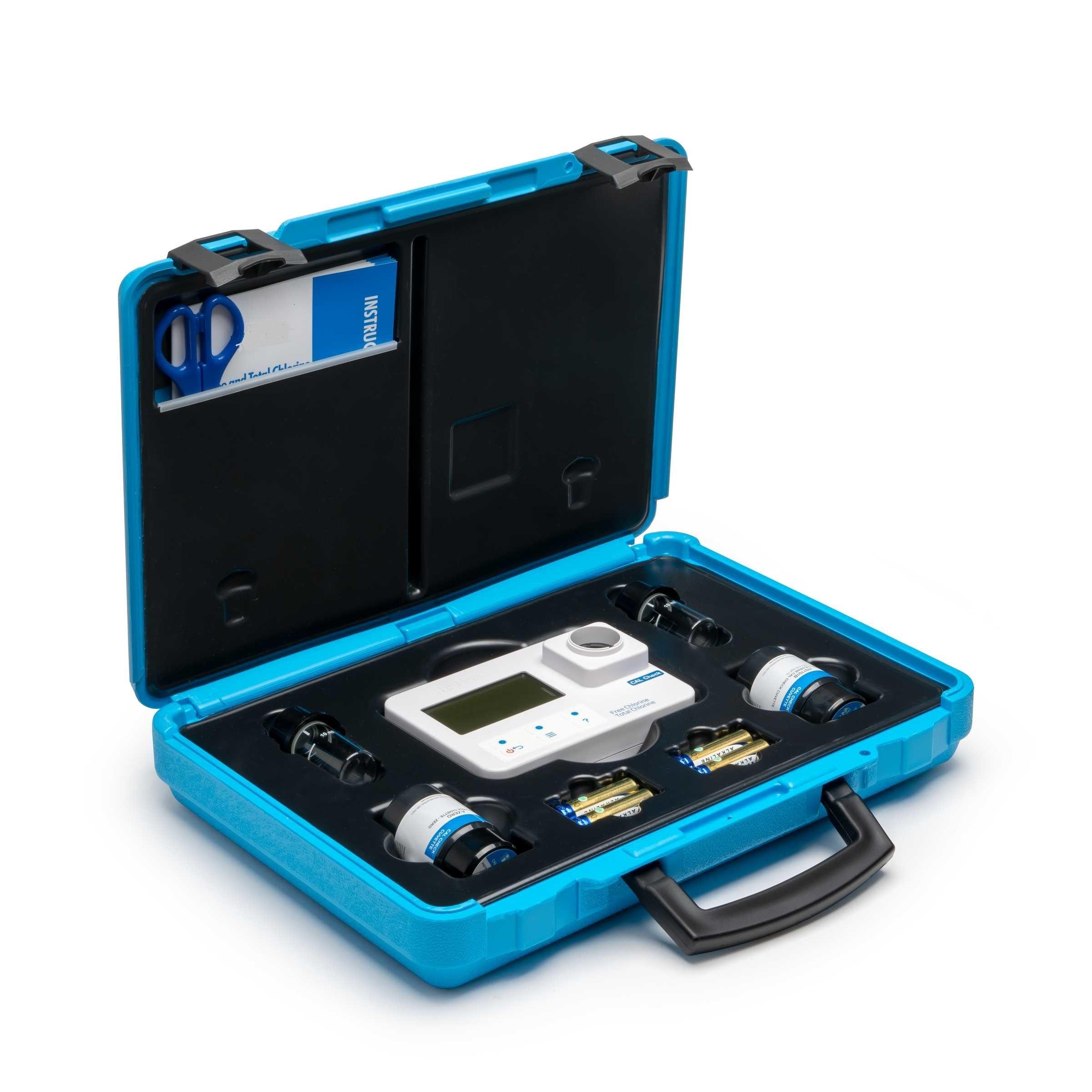 HI97733C KIT Ammonia High Range Portable Photometer with CAL Check