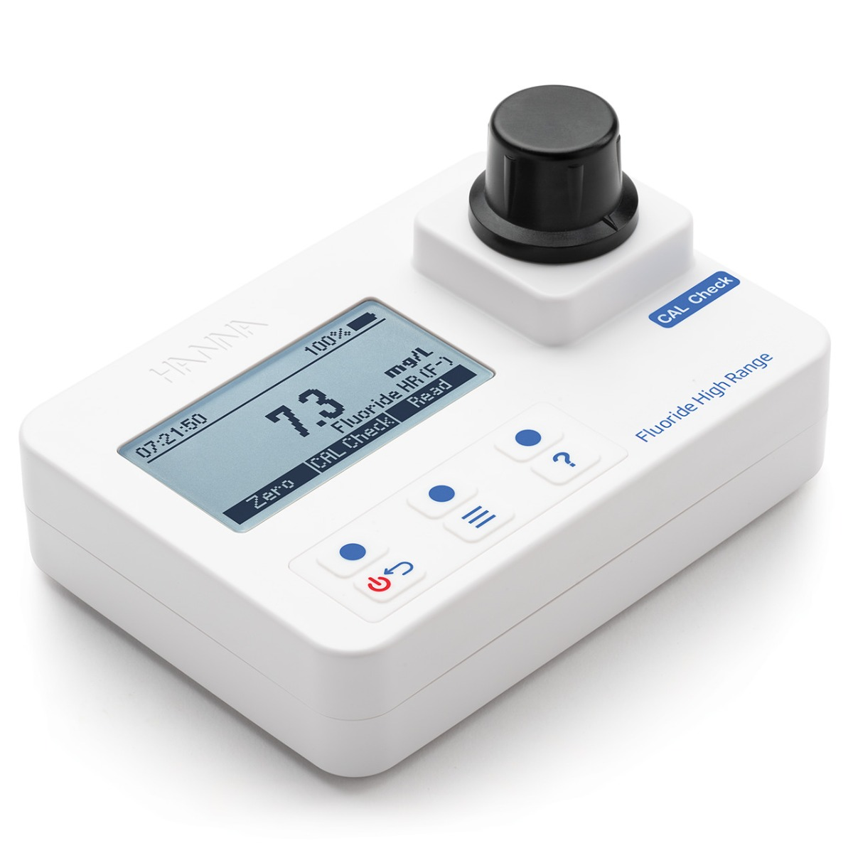 HI97739 High-Range Fluoride Portable Photometer
