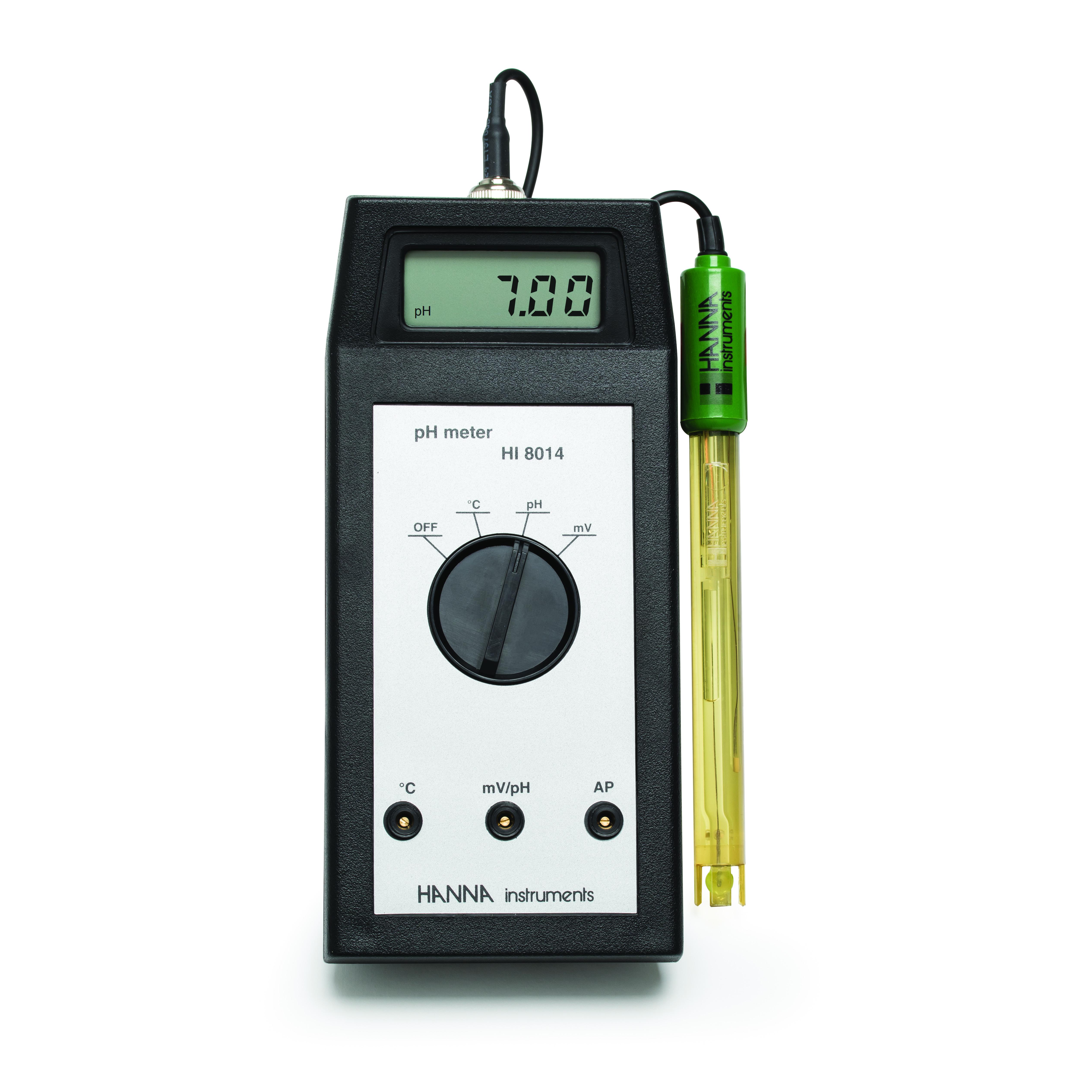 [:lt]HI8014 pH ir ORP Matuoklis[:en]HI8014 pH and ORP Meter[:]